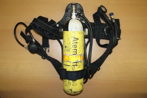 Atemschutzgeräte, Dräger PSS 90