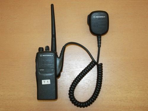 Funkgeräte, Motorola GP 340