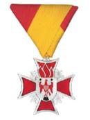 Verdienstzeichen Silber, VZS