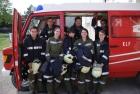 Abschnittsatemschutzübung in St. Andrä