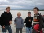 Bootsausflug der Feuerwehrjugend nach Illmitz