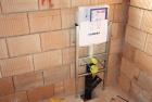 Feuerwehrhaus-Umbau Woche 12/2012