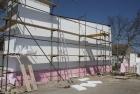 Feuerwehrhaus-Umbau Woche 14/2012