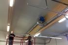 Feuerwehrhaus-Umbau Woche 14/2013
