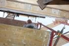 Feuerwehrhaus-Umbau Woche 40/2011