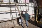 Feuerwehrhaus-Umbau Woche 42/2011
