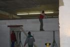 Feuerwehrhaus-Umbau Woche 5/2012