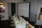 Jahreshauptdienstbesprechung 2012, Cafe Zwickl