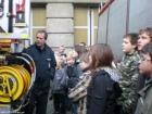 Jugendausflug zur Berufsfeuerwehr Wien