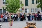 Maifest 2015 auf dem Hauptplatz in Tadten