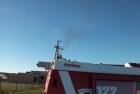 Strommastenbrand 28.11.2013