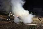 Technische Schulung und Brandübung am 10.10.2017