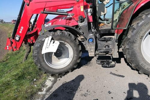 Verkehrsunfall L206 Tadten - Andau