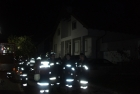 Zimmerbrand am 07.10.2012 in Andau