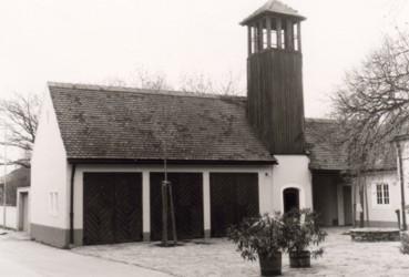 Feuerwehrhaus 1953