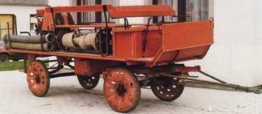 Feuerwehr Wagen
