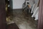 Auspumpen von überflutetem Keller