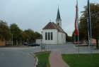 Dorfplatz Tadten