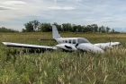 Flugzeugabsturz zwischen Wallern und Tadten