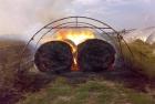 Heuballenbrand