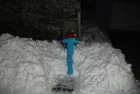 schnee hydrant