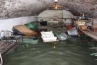 Wassereintritt in Keller