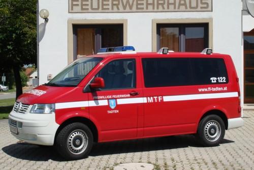 MTF, Mannschaftstransportfahrzeug