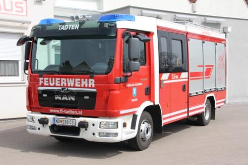 TLF 1000, Tanklöschfahrzeug 1000
