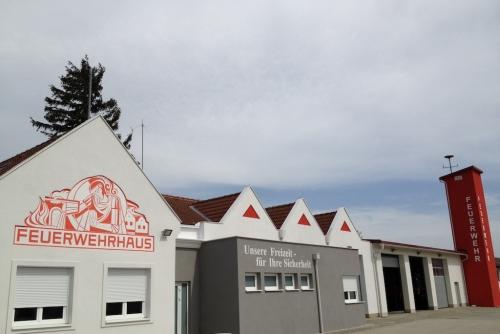 Feuerwehrhaus Tadten