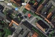 Einsatzort auf Google Maps
