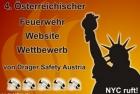 4. Feuerwehr-Website-Wettbewerb der Firma Dräger