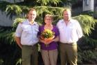 70. Geburtstag Goldenits Susanne