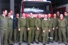 Feuerwehren des Abschnitt 3 mit BR Deutsch Franz