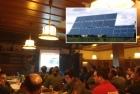 Abschnittswinterschulung zum Thema Photovoltaik