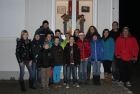 Adventfenster 2013 - Jugendfeuerwehr Tadten