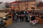 Adventmarkt und Adventfenster 2007