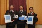Kommando der FF Tadten mit den Auszeichnungen