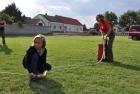 Kindernachmittag Feuerwehrhauseröffnung Tadten