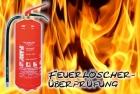 Feuerlöscherüberprüfung im Feuerwehrhaus Tadten