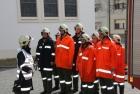 Inspektion der FF Tadten 2012