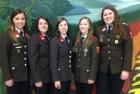 Damen der FF Tadten bei Gala zum Sicherheitspreis