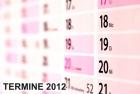Termine 2012 - Kalender
