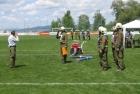 Wettkämpfe in Klingenbach