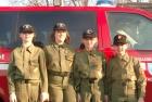 Jugendfeuerwehr Tadten beim Wissenstest in Apetlon