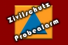 Logo Zivilschutz Probealarm