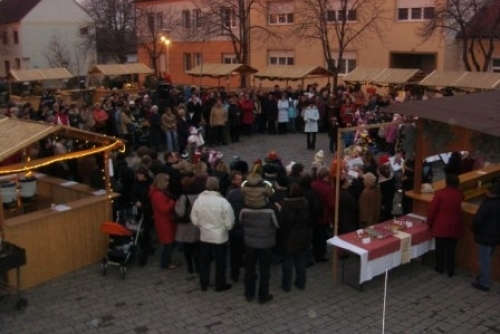 Advent in Tadten